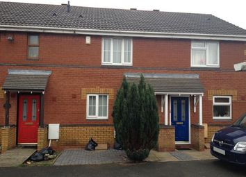 Thumbnail 2 bed terraced house for sale in St Helens Avenue, Tipton, West Midlands