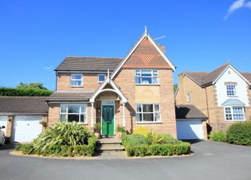 Thumbnail 4 bed detached house for sale in Bluebell Drive, Newcastle-Under-Lyme