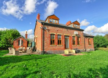 Moss Farm, Cutnook Lane, Irlam M44. 4 bed detached house for sale