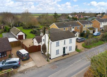 Thumbnail 4 bed detached house for sale in Wood End, Bluntisham, Huntingdon, Cambridgeshire