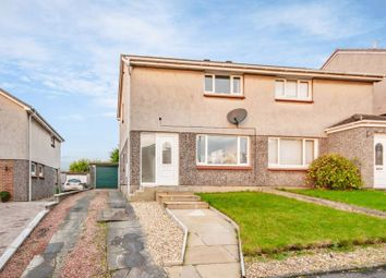 Thumbnail 2 bed semi-detached house for sale in Hunter Place, Dunfermline