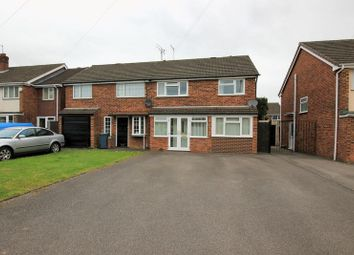 Thumbnail 3 bed semi-detached house for sale in Shenley Grove, Burton Manor, Stafford