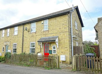 Thumbnail 3 bed cottage for sale in Graveley Road, Offord Darcy, St Neots, Cambridgeshire