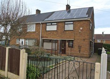 Thumbnail 3 bedroom semi-detached house for sale in Brandreth Avenue, Sutton-In-Ashfield