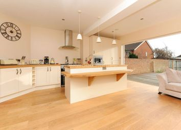 Thumbnail 4 bed semi-detached house for sale in Whitfield Avenue, St Peters, Broadstairs