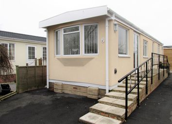 Thumbnail 1 bed mobile/park home for sale in Grange Park Mobile Homes, Shamblehurst Lane, Hedge End, Southampton