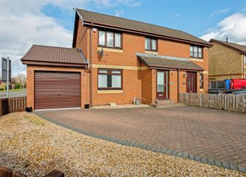 Thumbnail 3 bed property for sale in Roman Road, Motherwell