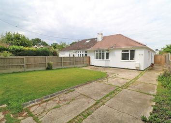 Thumbnail 3 bed semi-detached bungalow for sale in St Marys Road, Great Bentley, Colchester