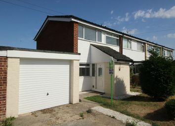 Thumbnail 3 bed property for sale in Hungerford Road, Calne