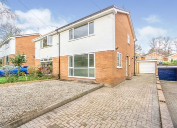 Thumbnail 3 bed semi-detached house for sale in Birch Road, Prenton