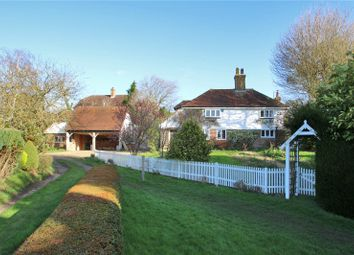 Thumbnail 4 bed detached house for sale in Beech Road (Off Rye Road), Newenden, Cranbrook, Kent