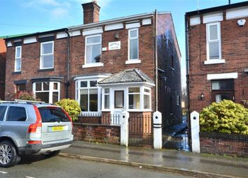 Thumbnail 3 bed semi-detached house for sale in Highfield Road, Prestwich Manchester