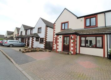 Thumbnail 4 bed semi-detached house for sale in Greystoke Park Avenue, Penrith, Cumbria
