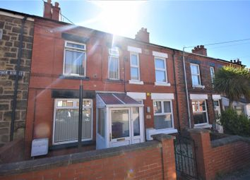 Thumbnail 2 bed terraced house for sale in Park Road, Tanyfron, Wrexham