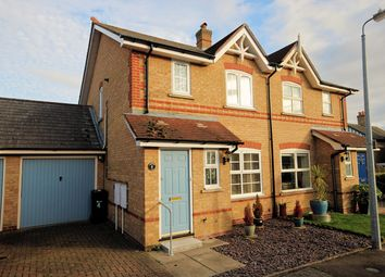 Thumbnail 3 bed semi-detached house to rent in Maltings View, Braintree
