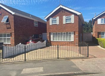 Thumbnail 3 bed detached house to rent in Farndale Avenue, Wolverhampton