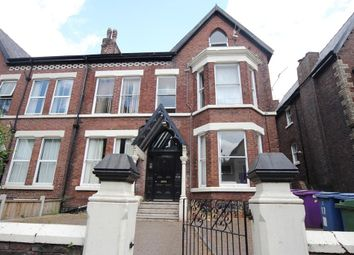 Thumbnail 1 bed flat to rent in Waverley Road, Aigburth, Liverpool