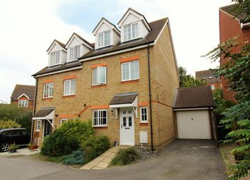 Thumbnail 3 bed semi-detached house for sale in Guernsey Way, Kennington