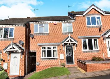 Thumbnail 3 bed terraced house for sale in Hodson Way, Heath Hayes, Cannock