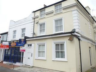 Thumbnail Studio to rent in Leslie Street, Eastbourne