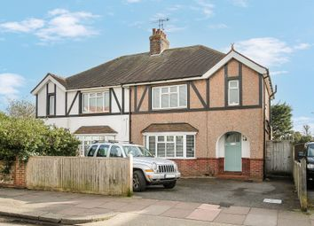 Thumbnail 3 bed semi-detached house for sale in Bulkington Avenue, Broadwater, Worthing