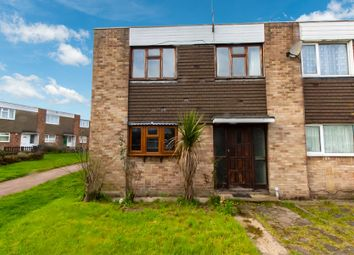 Thumbnail 3 bedroom end terrace house for sale in Carolines Close, Southend-On-Sea