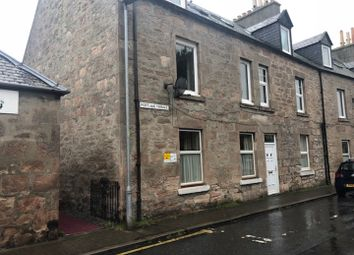 Thumbnail 1 bed terraced house for sale in Portland Terrace, Church Street, Nairn