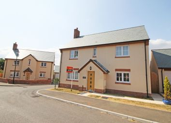 Thumbnail 4 bed detached house for sale in Seaward Park, Clyst St. George, Exeter