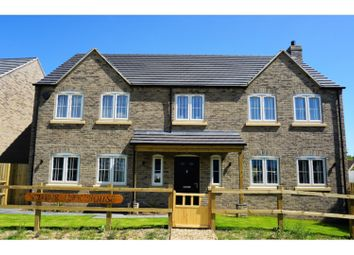 Thumbnail 4 bed detached house for sale in Gull Road, Wisbech