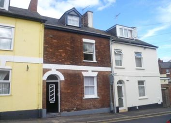 Thumbnail 5 bed terraced house to rent in Howell Road, Exeter