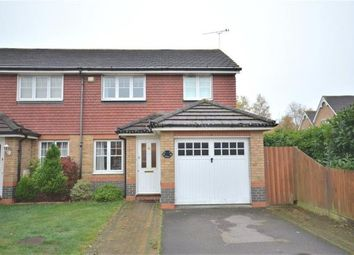 Thumbnail 3 bed semi-detached house for sale in Russell Close, Bracknell, Berkshire