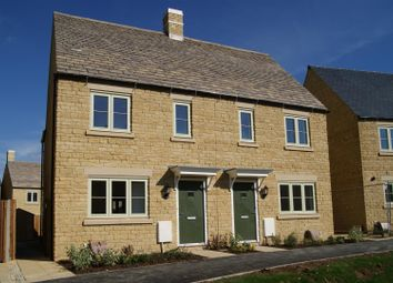 Thumbnail 2 bed semi-detached house for sale in Todenham Road, Moreton In Marsh, Gloucestershire