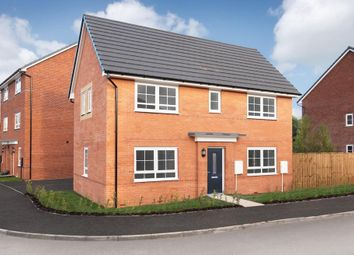 "Thumbnail 3 bed semi-detached house for sale in ""Ennerdale"" at Blackpool Road, Kirkham, Preston"