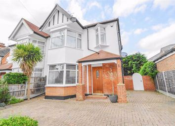 Thumbnail 3 bed semi-detached house for sale in Elm Grove, Southend-On-Sea