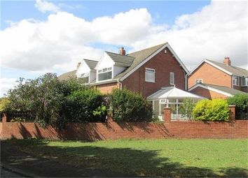 Thumbnail 4 bed detached house for sale in Ainderby Road, Throckley