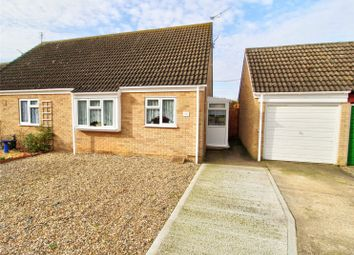 Thumbnail 2 bed semi-detached bungalow for sale in 26 Garlondes, East Harling, Norwich, Norfolk