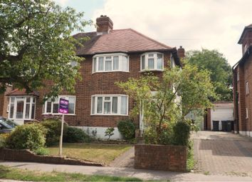 3 bed semi-detached house for sale in Lorne Gardens, Croydon CR0