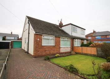 Worcester Road, Wardley, Swinton, Manchester M27. 3 bed semi-detached bungalow for sale