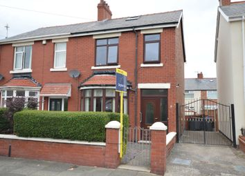 Thumbnail 3 bedroom semi-detached house to rent in Marsden Road, Blackpool