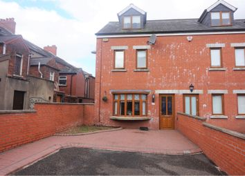 Thumbnail 4 bed end terrace house for sale in Richview Street, Belfast