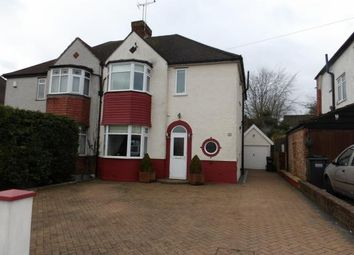 Thumbnail 3 bed semi-detached house for sale in Kingsway Avenue, South Croydon