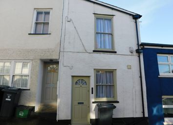 Thumbnail 1 bed terraced house to rent in Castle Hill, Axminster