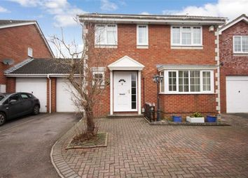 Thumbnail 4 bedroom link-detached house for sale in Baron Close, Stratone Village, Wiltshire