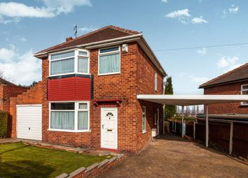 Thumbnail Detached house for sale in Dovedale Road, Herringthorpe, Rotherham