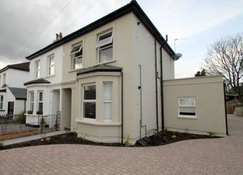 Thumbnail 2 bed flat to rent in Sandy Lane North, Wallington
