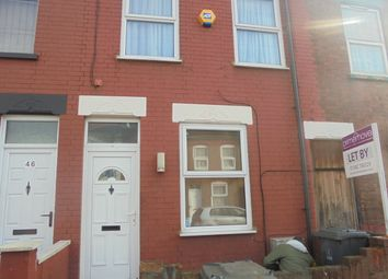 Thumbnail 3 bedroom terraced house to rent in Clifton Road, Luton