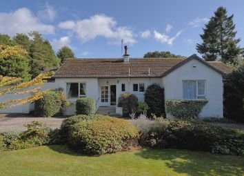 Thumbnail 2 bed detached bungalow for sale in Endrick Road, Killearn, Stirlingshire