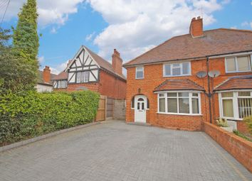 Thumbnail 3 bed semi-detached house for sale in Meadow Road, Catshill, Bromsgrove