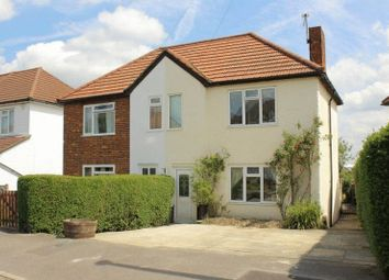 Thumbnail 3 bedroom semi-detached house to rent in Roberts Road, Aldershot