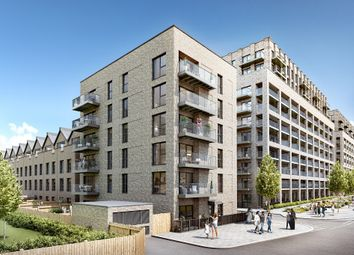 Thumbnail 2 bed flat for sale in 1 Acadamy House, Thunderer Street, London